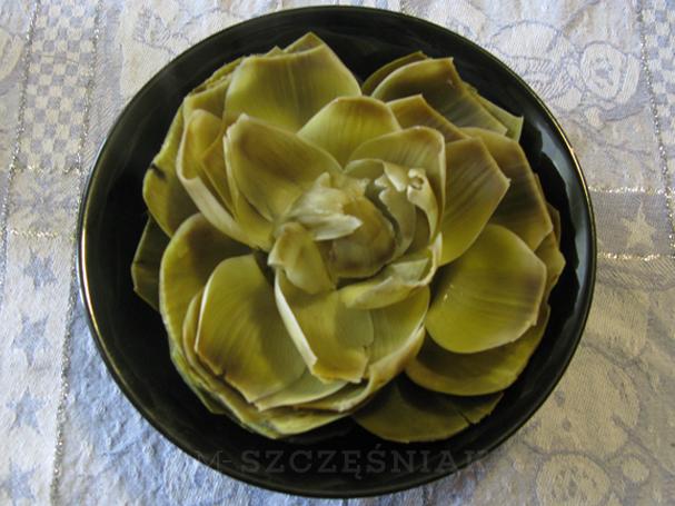 włoskie pyszności czyli artichoke