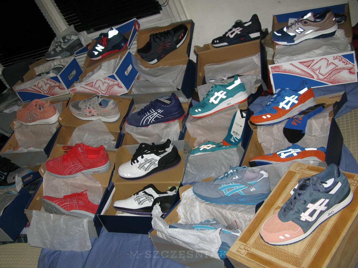 kolekcjoner butów