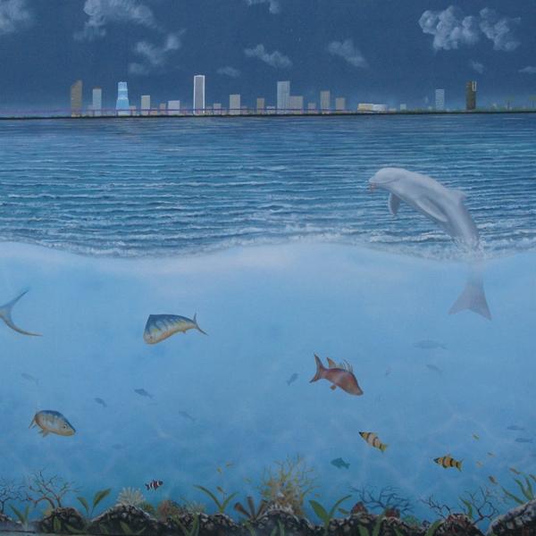 Miami Beach and Park Everglades