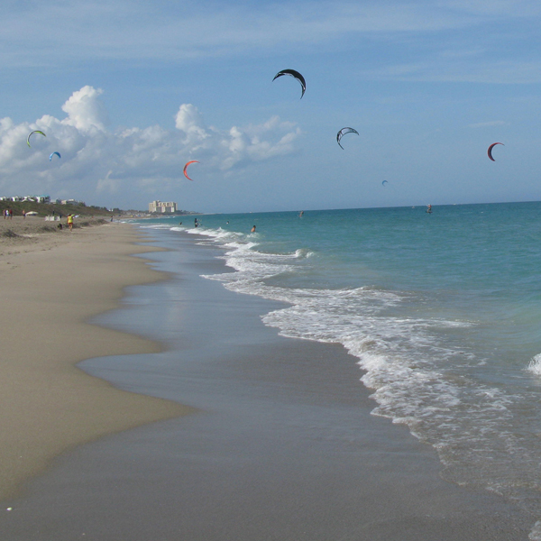 Palm Beach na bogato