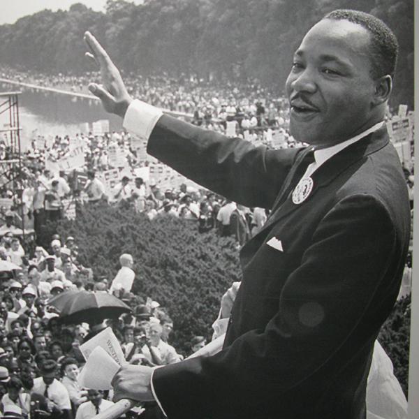 I have dream.Historia Stanów Zjednoczonych