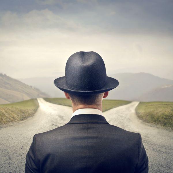 Droga w dwóch kierunkach
