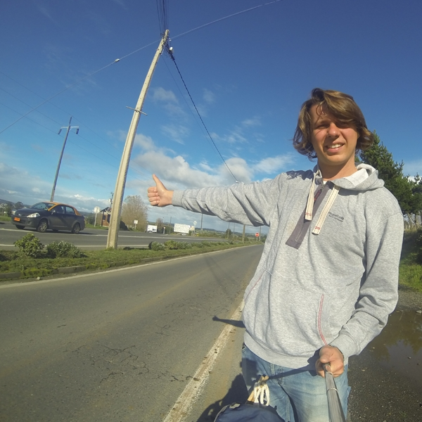 Co daje podróżowanie autostopem?