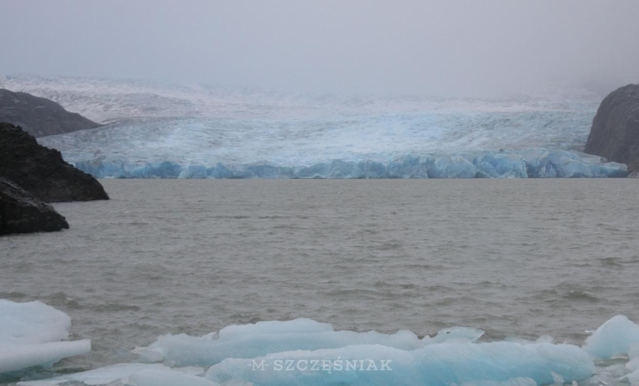 lodowce w patagoni
