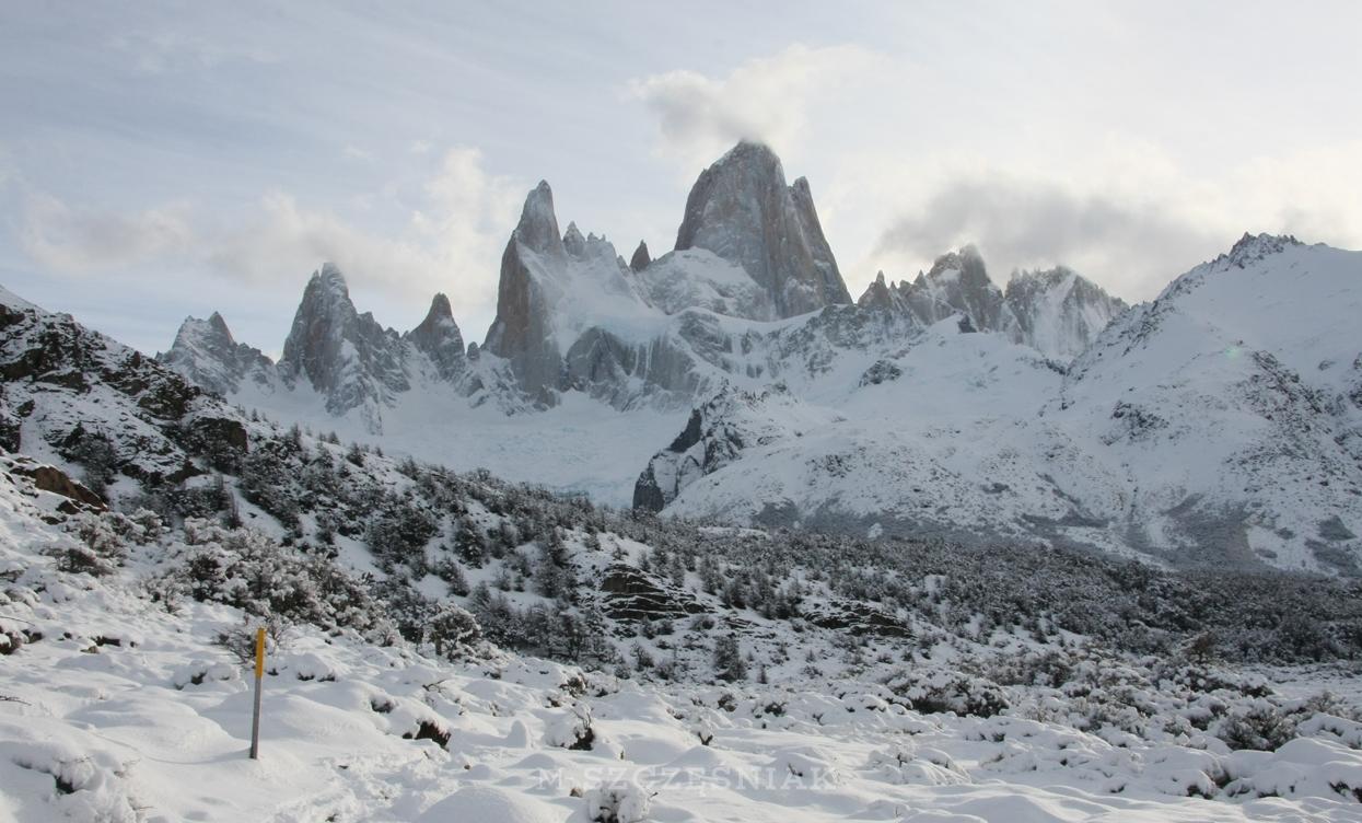 trekking w Argentynie