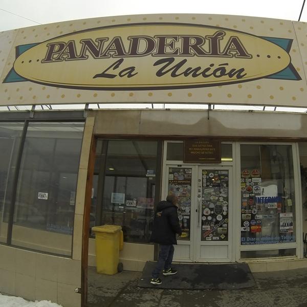 Tierra del Fuego piekarnia gwiazd