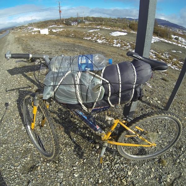 Pojechałem na wyprawę rowerową