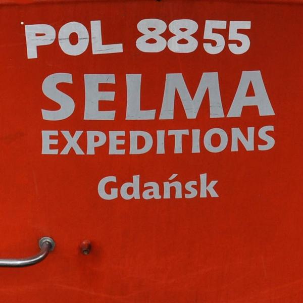Selma Expeditions pionier w wyprawach na Antarktydę